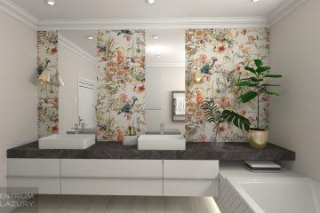 projekt łazienki Sieradz