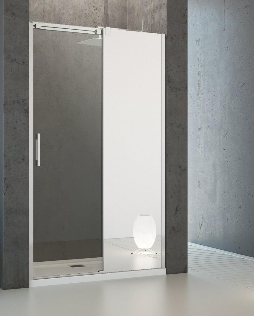Drzwi wnękowe prysznicowe Radaway Espera DWJ 100cm szyba mirror